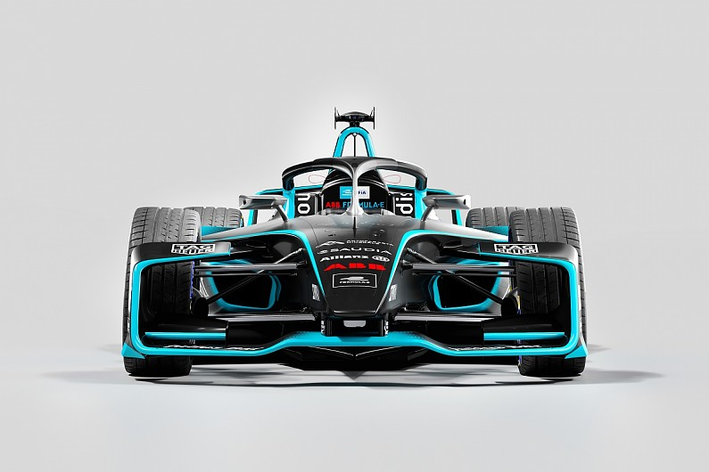 Formula E unveils new car for next season