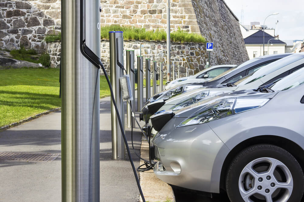 EV installations surge worldwide