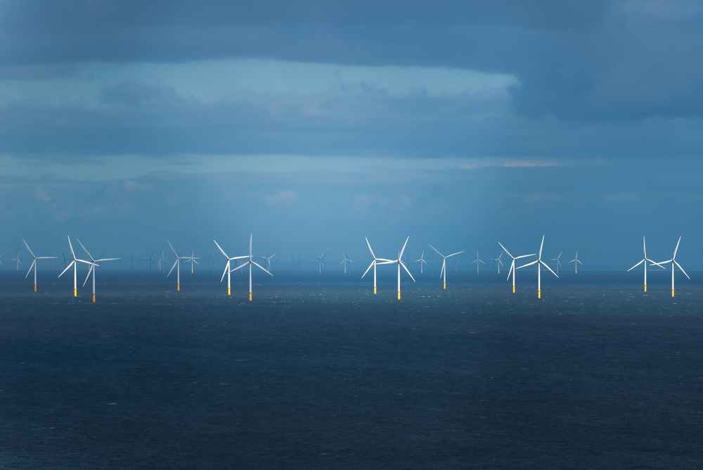 UK storms boost wind power