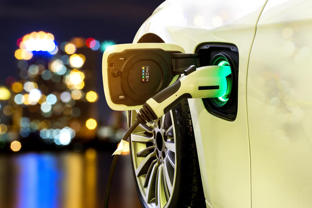 Government increases funding for EV charge points