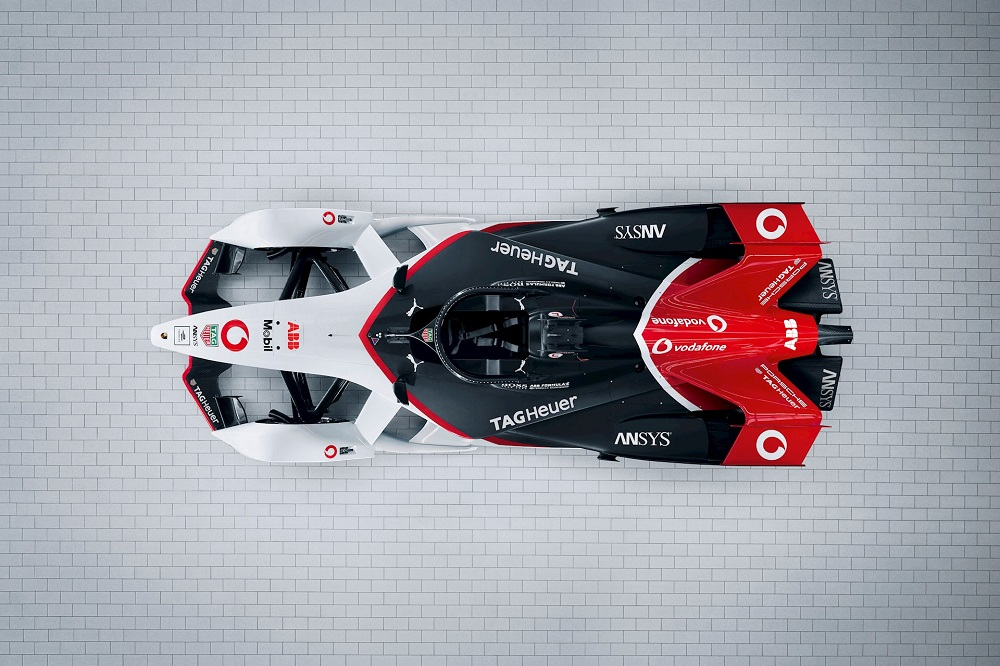 Porsche and ABB agree Formula E deal